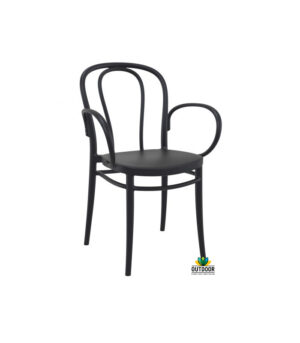 Victor XL Chair Black