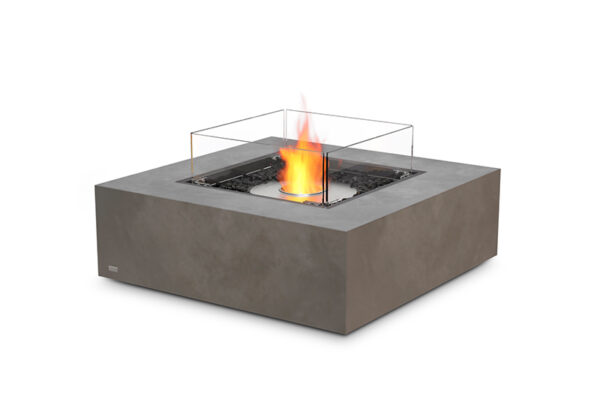 Base 40 EcoSmart Fire Natural Glass