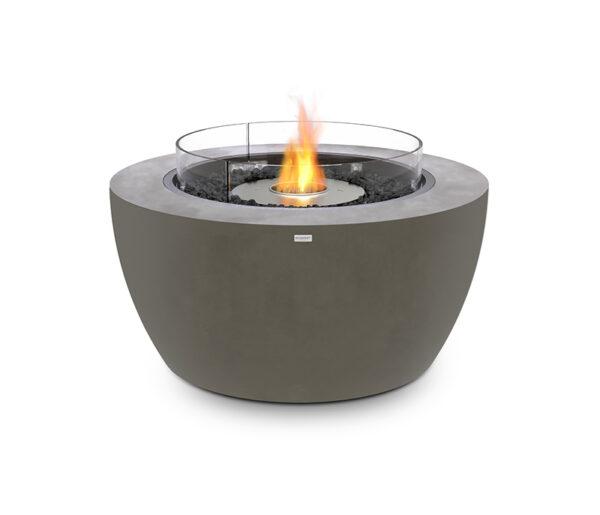 Pod 40 EcoSmart Fire Natural Glass