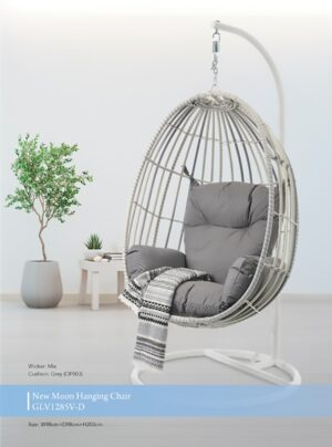 New Moon Hanging Egg Chair