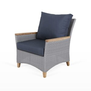 Florence 1 Seater Lounge Wicker