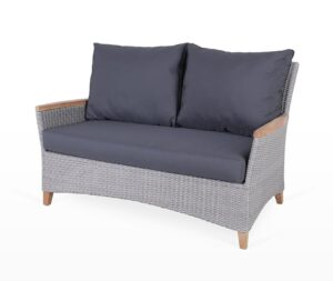 Florence 2 Seater Lounge Wicker