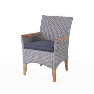 Florence Deluxe Dining Chair Wicker