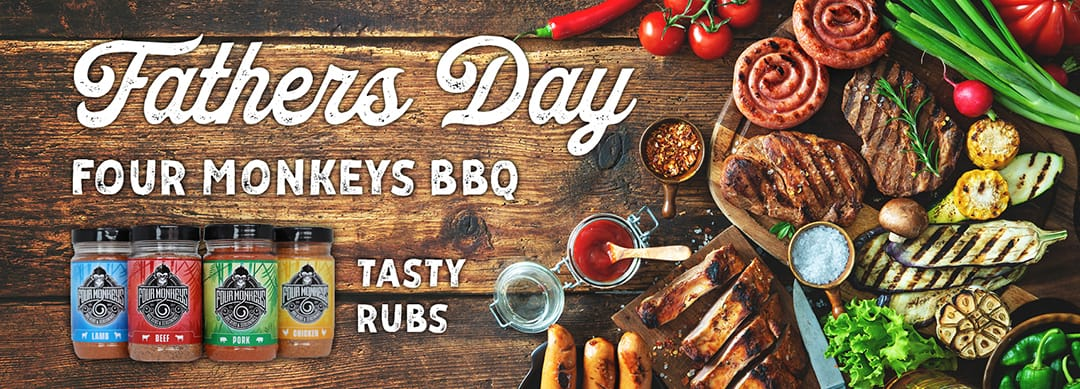 Fathers Day BBQ Sale