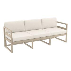 Mykonos 3 Seater Lounge