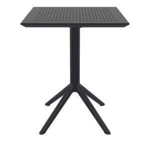 Sky Folding Table 60 Black